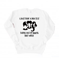 I'm That Witch Unisex Drop Sleeve Sweatshirt