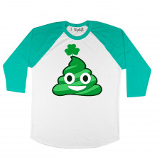 Irish Emoji Raglan