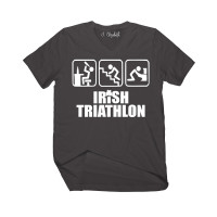 Irish Triathlon V-Neck