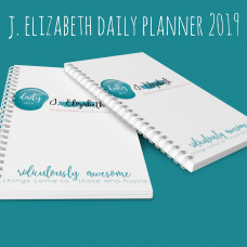J. Elizabeth Daily Planner 2019 - Digital