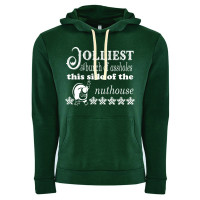 Jolliest Bunch Fleece Hoodie