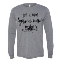 Just a Mom Long Sleeve