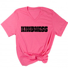Kindness Begins with Me V-Neck
