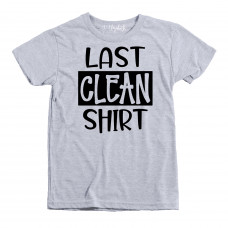 Last Clean Shirt (KIDS)