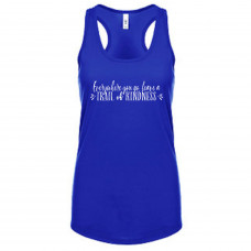 Leave A Trail Of Kindness Tank Top