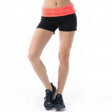 SALE! ~ Pink Fold-Over Workout Short