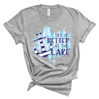 Life Is Better At The Lake Anchor T-Shirt