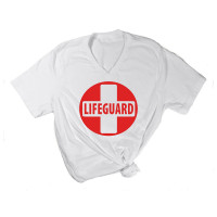 Lifeguard V-Neck