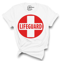 Lifeguard Crew Neck T-Shirt