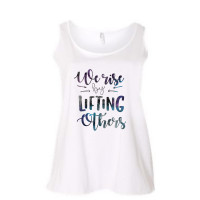 Lift Others Curvy Collection Tank
