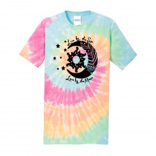 Live by the Sea Tie Dye T-Shirt