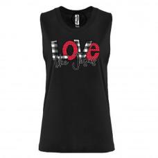 Love Like Jesus Festival Muscle Tank