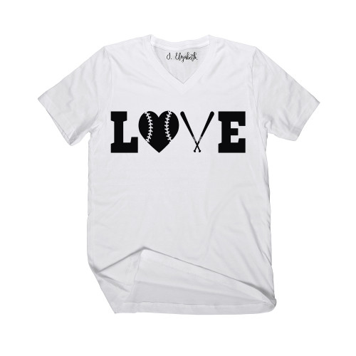 Love Of The Game V-Neck