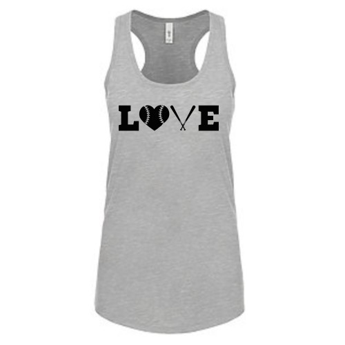 Love Of The Game Tank Top