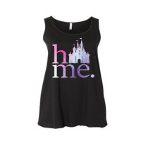 Magical Home Curvy Collection Tank