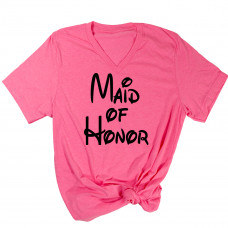 Magical Maid of Honor V-Neck