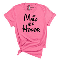 Magical Maid of Honor T-Shirt