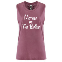 Magical Mother of the Bride Festival Muscle Tank