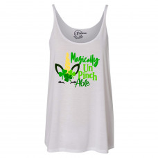 Magically Unpinchable Slouchy Tank