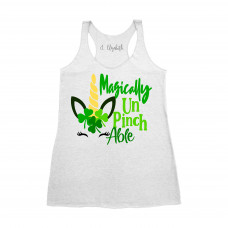 Magically Unpinchable Tank Top