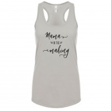 Mama in the Making Tank Top - Parental Hope