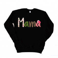 Mama Unisex Drop Sleeve Sweatshirt