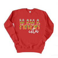 Mamacita Drop Sleeve Sweatshirt