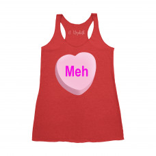 Meh Heart Tank Top