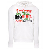 Merry Christmas Vacation Fleece Hoodie