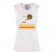 Mistakes are Birds Festival Muscle Tank