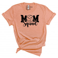 Mom Volleyball Squad T-Shirt