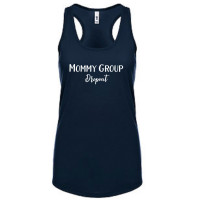 Mommy Group Dropout Tank Top