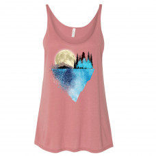 Mountain Adventure Slouchy Tank