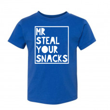 Mr Steal Your Snacks Toddler T-Shirt