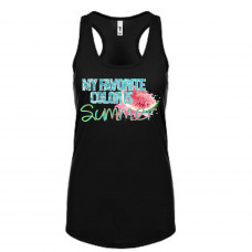 My Favorite Color is Summer Tank Top