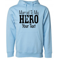 My Hero Fleece Hoodie