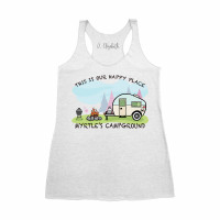 Myrtle's Campground Tank Top