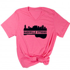 Nashville Strong V-Neck