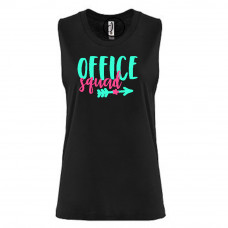 Office Squad Festival Muscle Tank