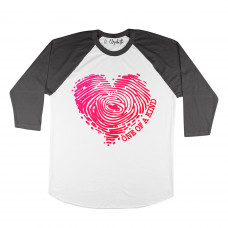 One of a Kind Raglan