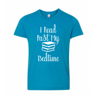 Read Past Bedtime Youth T-Shirt