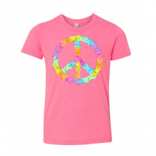 Peaceful Peeps Youth T-Shirt
