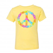 Peaceful Peeps Toddler T-Shirt