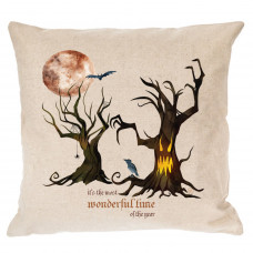 The Most Wonderful Time Pillow Cover