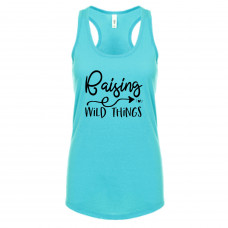 Raising Wild Things Tank Top - Parental Hope