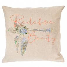 Redefine Beauty Pillow Cover