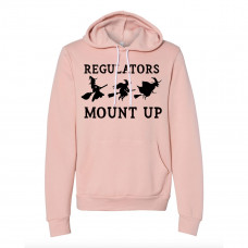 Regulators Mount Up Fleece Hoodie