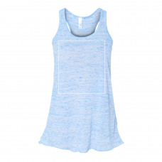 Blue Marble Relaxed Fit Tank Top BYOT