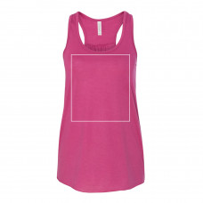 Berry Relaxed Fit Tank Top BYOT