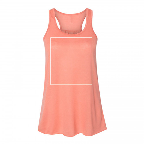 Sunset Relaxed Fit Tank Top BYOT